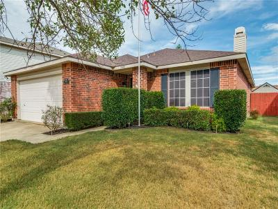 Mckinney Single Family Home For Sale: 3808 Willow Creek Trail