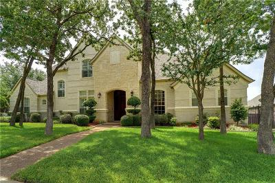 Colleyville Single Family Home Active Kick Out: 4025 Treemont Circle