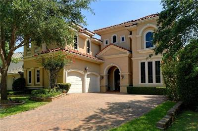 Irving Single Family Home For Sale: 4208 Saint Andrews Boulevard
