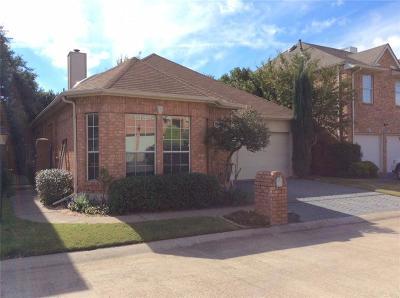Dallas, Addison Single Family Home Active Option Contract: 4356 N Capistrano Drive