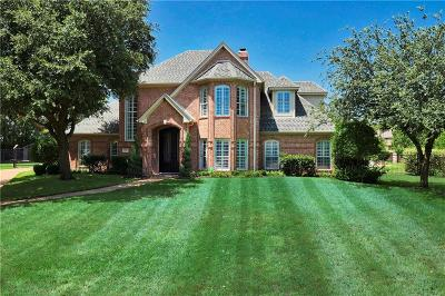 Southlake, Westlake, Trophy Club Single Family Home Active Option Contract: 1906 Amesbury Court