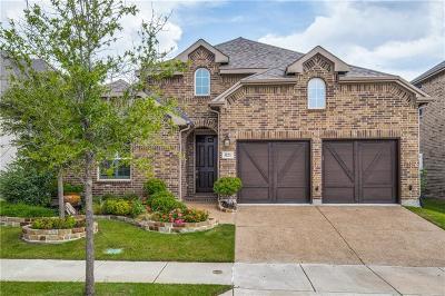Denton County Single Family Home For Sale: 821 Warwick Boulevard