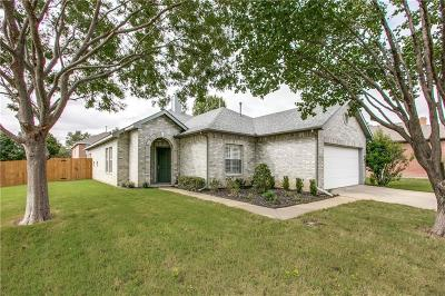 Flower Mound Residential Lease For Lease: 2601 Timberhill Drive