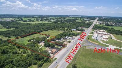 Parker County Commercial For Sale: 2106 Fort Worth Highway