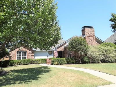 Allen Single Family Home For Sale: 906 Sandy Creek Drive
