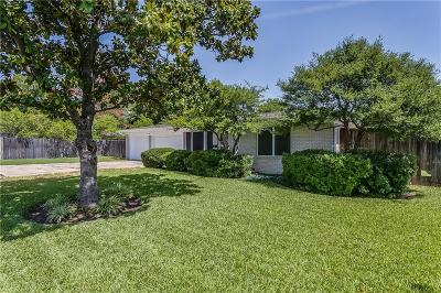 Fort Worth Single Family Home For Sale: 4455 Southwest Boulevard