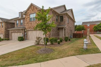 Lewisville Townhouse For Sale: 2492 Jackson Drive