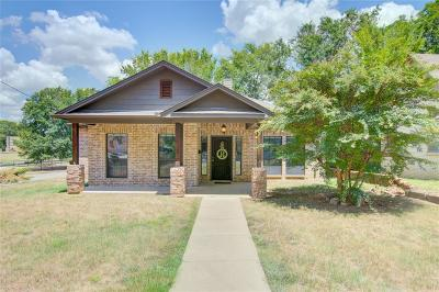 Tyler Single Family Home For Sale: 1020 S Fannin Avenue