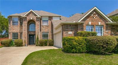 Plano Single Family Home For Sale: 6821 Harwood Drive