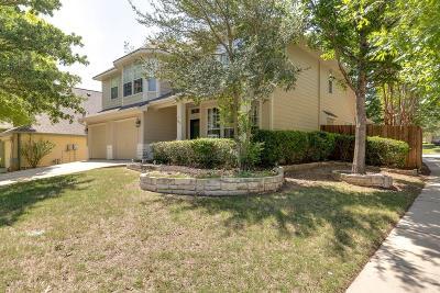 Grapevine Single Family Home For Sale: 300 Silver Oak Drive