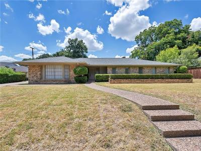Fort Worth Single Family Home For Sale: 3555 Hamilton Avenue