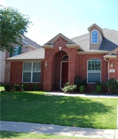Flower Mound Residential Lease For Lease: 4508 Brenda Drive