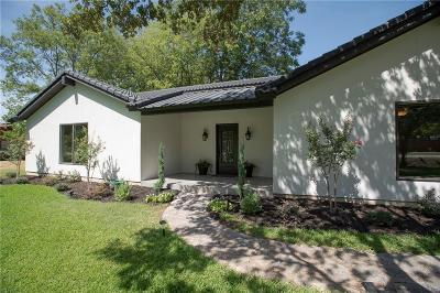 Colleyville Single Family Home Active Option Contract: 5104 Bransford Road