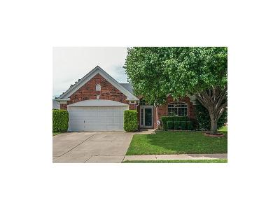 Watauga Single Family Home Active Option Contract: 7001 Wooddale Drive