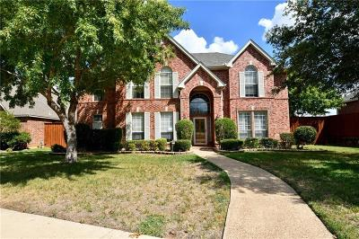 Coppell Single Family Home For Sale: 1005 E Bethel School Road