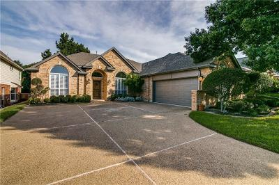 Rockwall Single Family Home Active Option Contract: 119 Freedom Court
