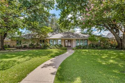 Dallas Single Family Home For Sale: 4910 Heatherbrook Drive