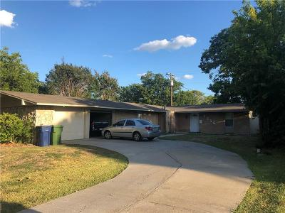 Single Family Home For Sale: 4214 Upland Way