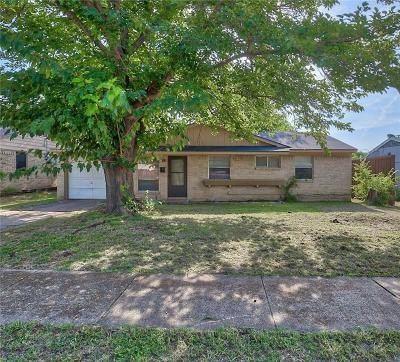 Duncanville Single Family Home Active Option Contract: 1006 Caravan Trail