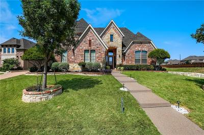 Sachse Single Family Home Active Option Contract: 5155 Willow Bend Lane