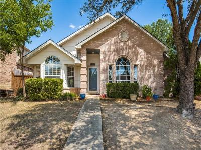 Mckinney Single Family Home Active Option Contract: 605 High Crest