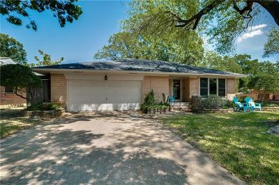 Single Family Home For Sale: 9314 Liptonshire Drive