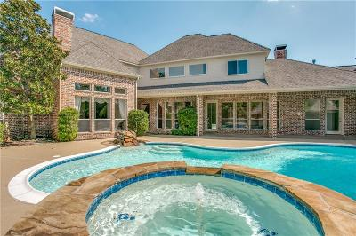 Plano Single Family Home For Sale: 5745 River Rock Lane