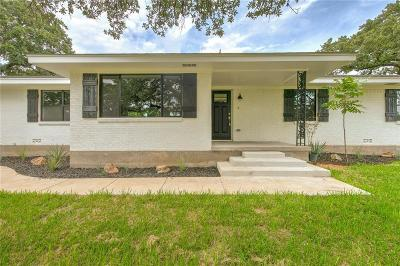 Weatherford Single Family Home For Sale: 302 Greenwood Cut Off Road