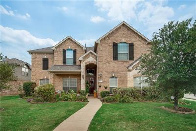 Denton Single Family Home For Sale: 7500 Barrymore Road
