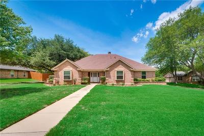 Colleyville Single Family Home For Sale: 116 Greenbriar Lane