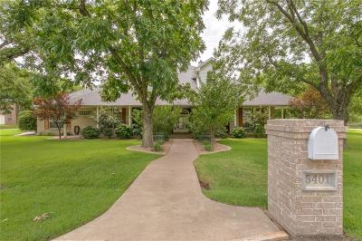 Granbury Single Family Home For Sale: 5401 E Final Approach Court