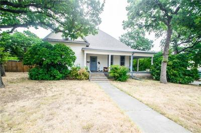 Denton Multi Family Home For Sale: 1710 Bolivar Street