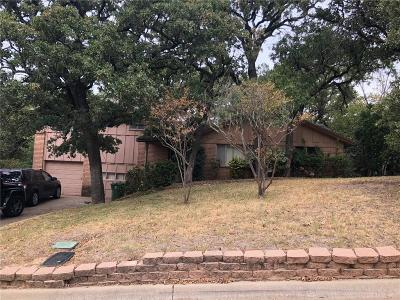 Bedford, Euless, Hurst Single Family Home For Sale: 1001 Wade Drive