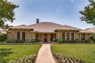 Dallas Single Family Home For Sale: 9738 Amberley Drive