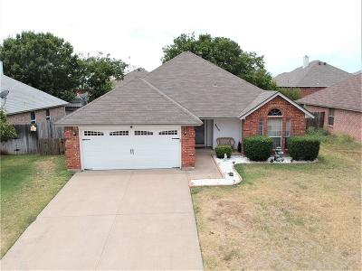 Haltom City Single Family Home Active Option Contract: 3513 Tommy Hays Drive