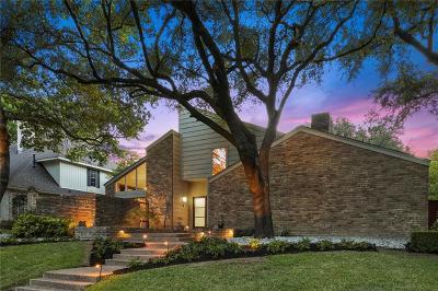 Single Family Home For Sale: 9011 Glen Springs