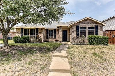 Wylie Single Family Home For Sale: 1208 Starpoint Lane