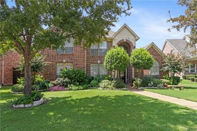 Plano Single Family Home Active Contingent: 6413 Tempest Circle