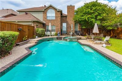 Allen Single Family Home For Sale: 602 Heartland Drive