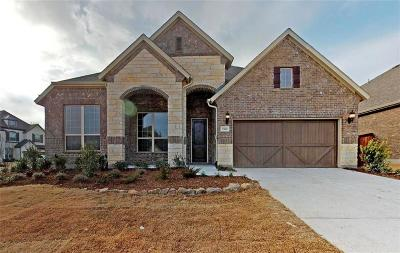 McKinney Single Family Home For Sale: 7501 Fossil Creek Trail