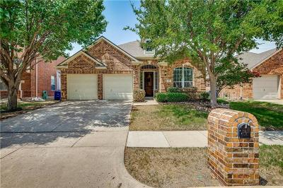 Denton County Single Family Home For Sale: 2416 Pheasant Drive