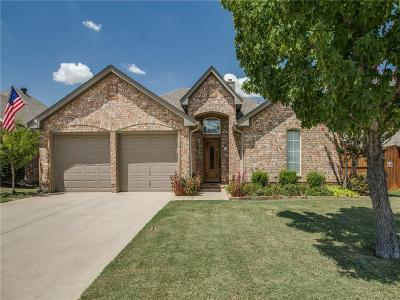 Single Family Home For Sale: 4813 Western Meadows Court
