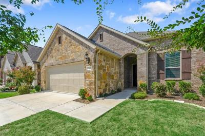 McKinney Single Family Home For Sale: 4708 Wallace Street