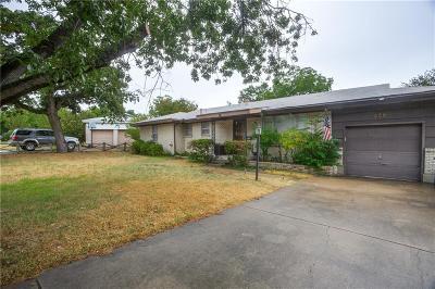 Bedford Single Family Home For Sale: 356 Hurst Drive
