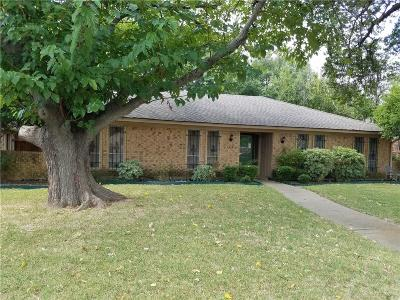 Richardson Single Family Home For Sale: 1329 Melrose Drive