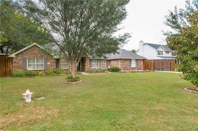 Denton County Single Family Home For Sale: 114 Olives Branch