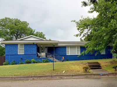 Fort Worth Single Family Home For Sale: 3637 Bilglade Road