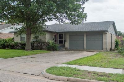 Richardson Single Family Home For Sale: 1245 Donna Drive