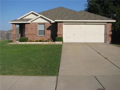 Terrell Single Family Home For Sale: 1802 Northridge Drive