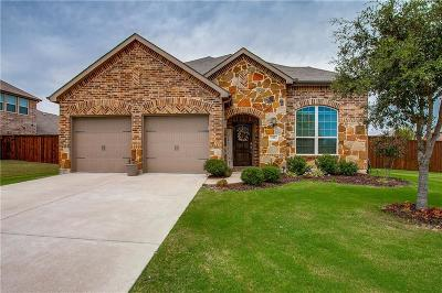 Forney Single Family Home For Sale: 500 Persimmon Trail